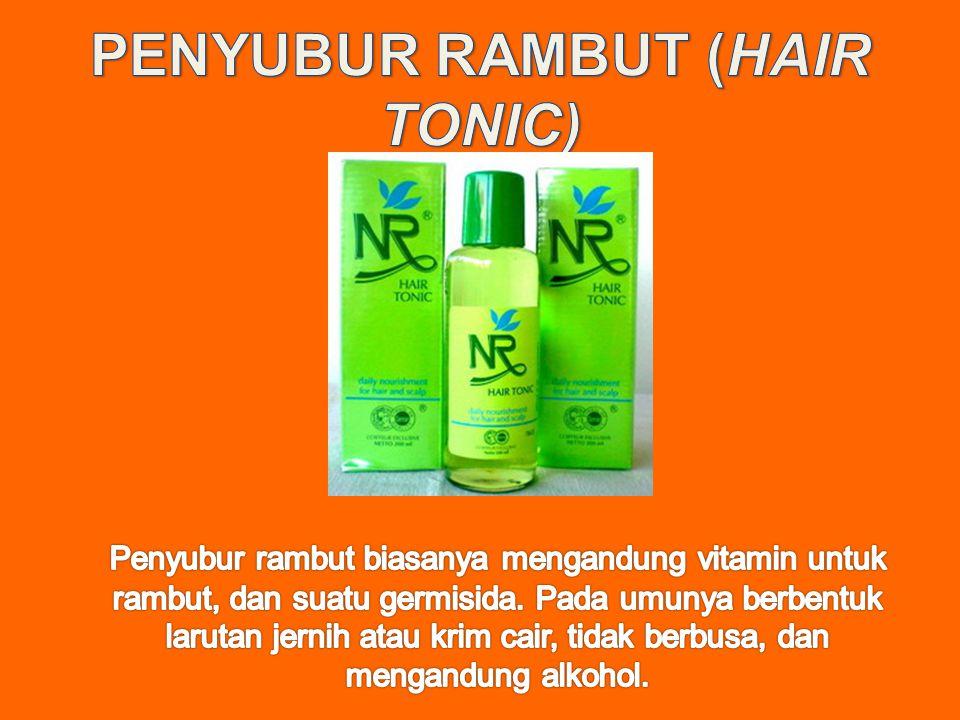 PENYUBUR RAMBUT (HAIR TONIC)