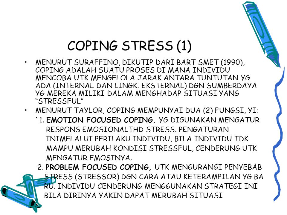 COPING STRESS (1)