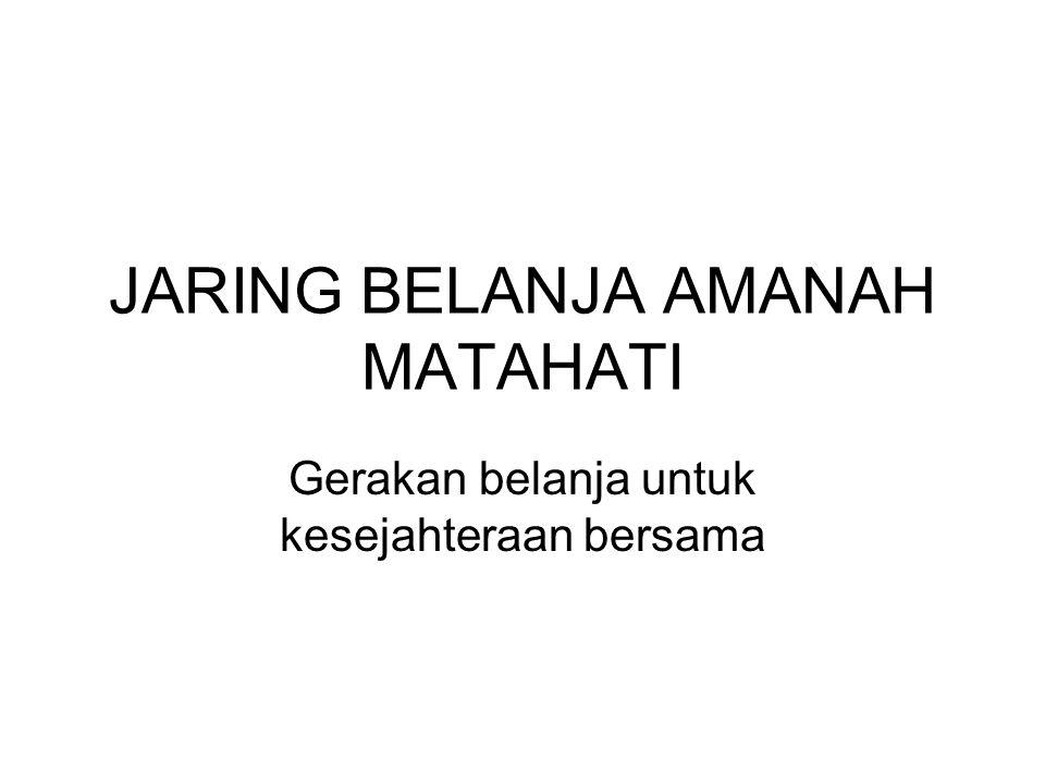 JARING BELANJA AMANAH MATAHATI