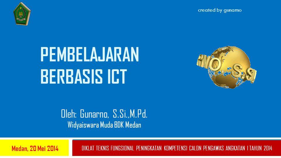 PEMBELAJARAN berbasis ICT