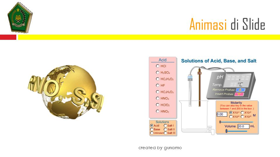 06/05/2014 Animasi di Slide created by gunarno gunarno_bdk medan