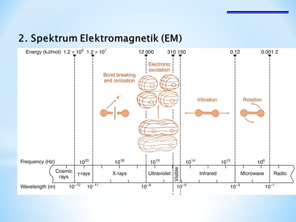 2. Spektrum Elektromagnetik (EM)