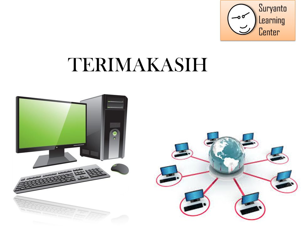 Suryanto Learning Center TERIMAKASIH