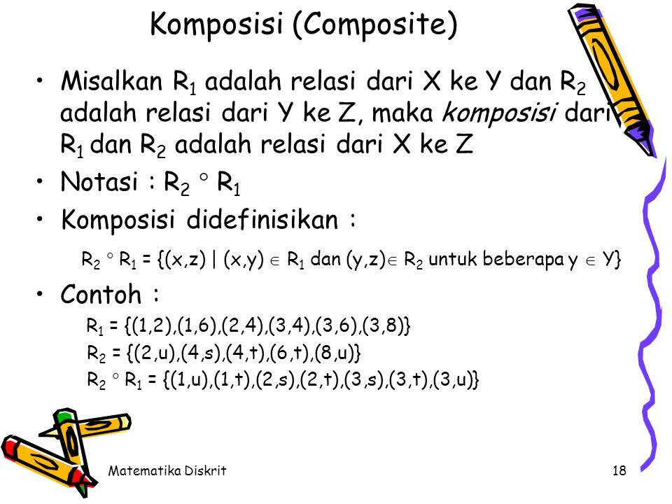 Relasi Keekuivalenan Teorema 1 :