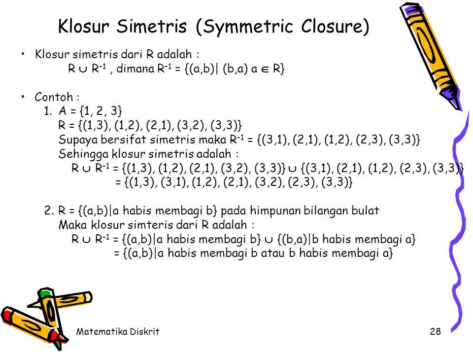 Klosur Transitif (Transitive Closure)