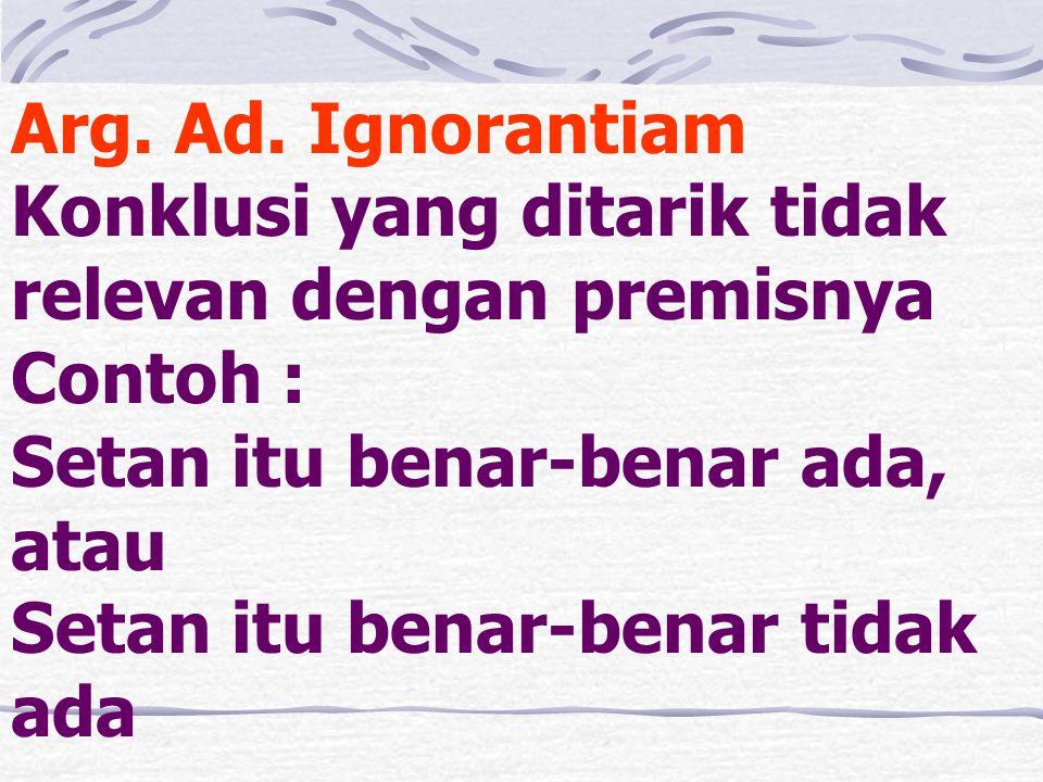 Arg. Ad.