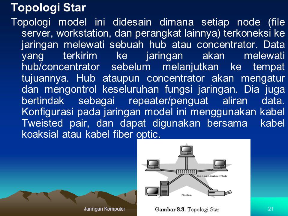 Topologi Star