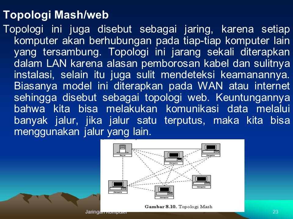 Topologi Mash/web