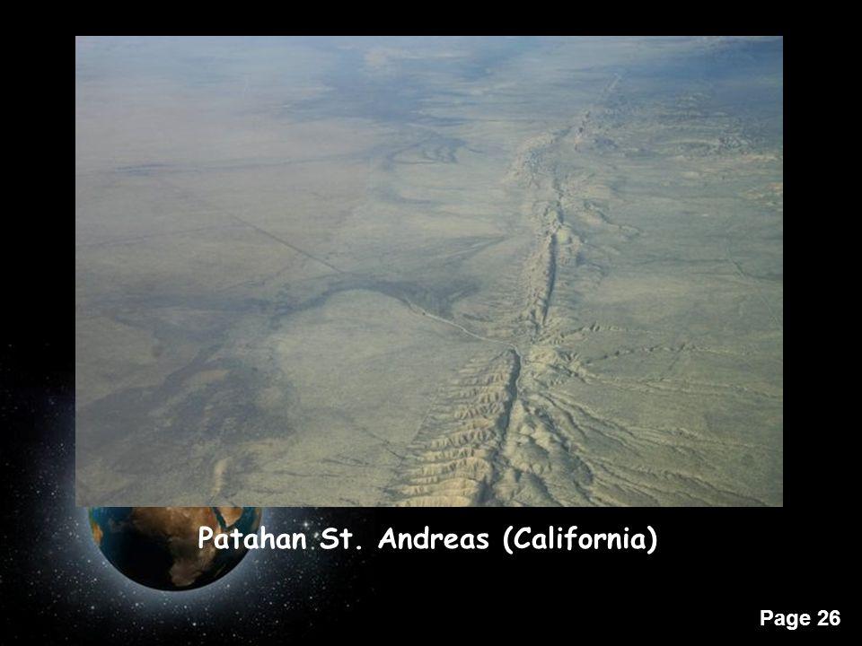 Patahan St. Andreas (California)