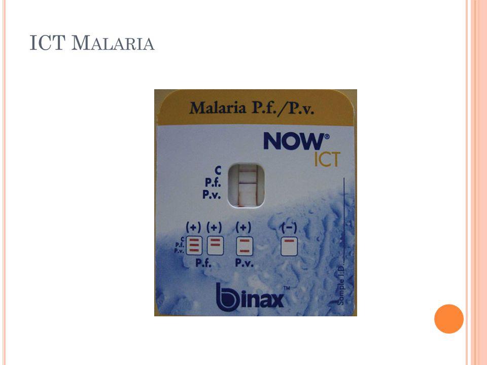 ICT Malaria