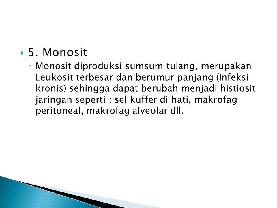 5. Monosit