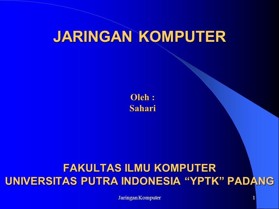 FAKULTAS ILMU KOMPUTER UNIVERSITAS PUTRA INDONESIA YPTK PADANG