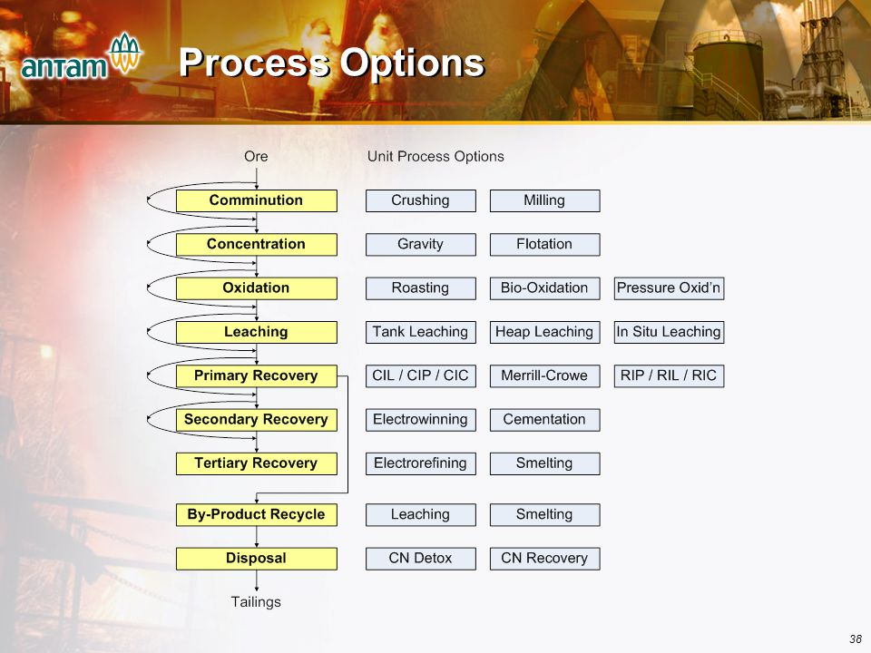 Process Options