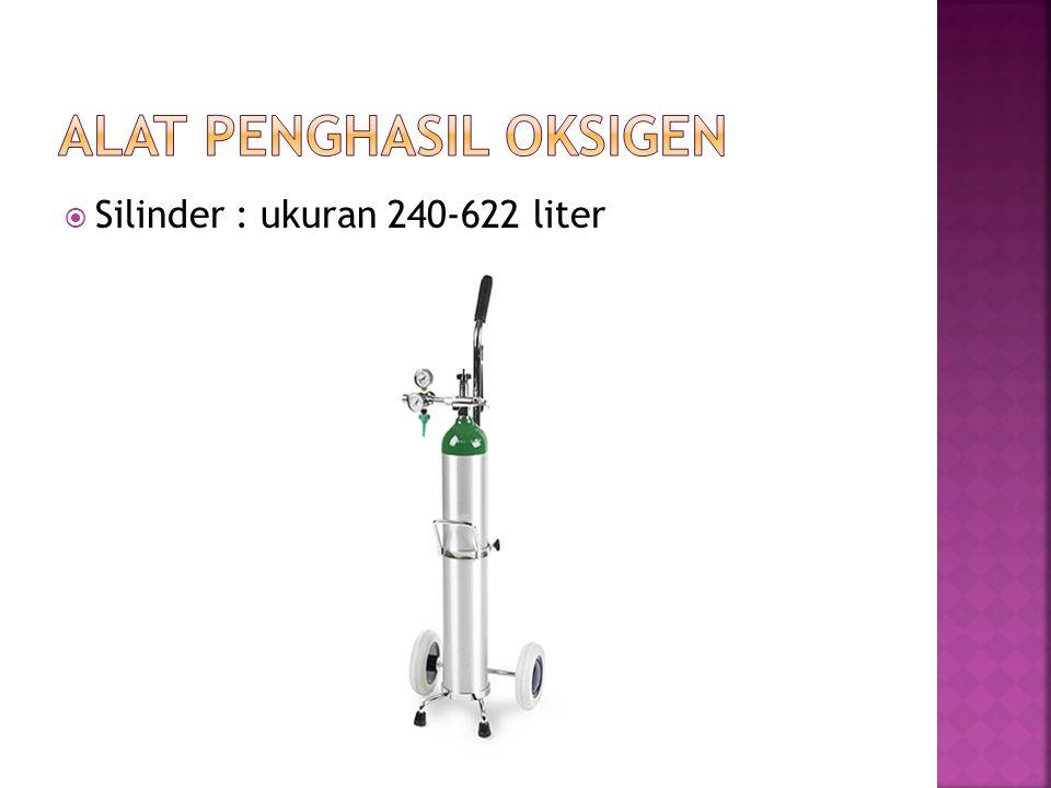 Alat penghasil oksigen
