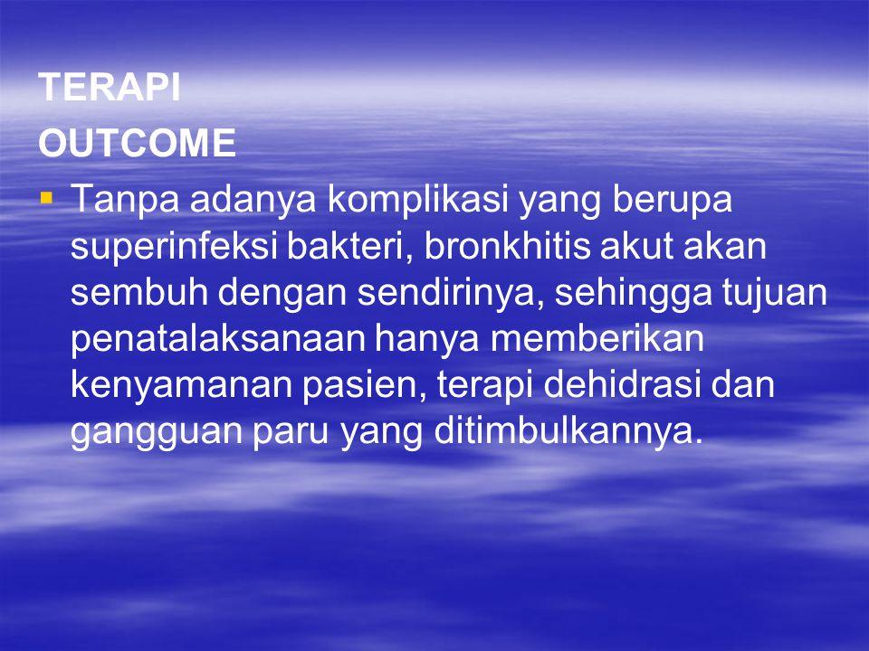 TERAPI OUTCOME.