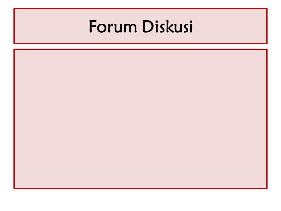 Forum Diskusi