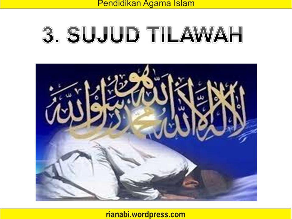 3. SUJUD TILAWAH