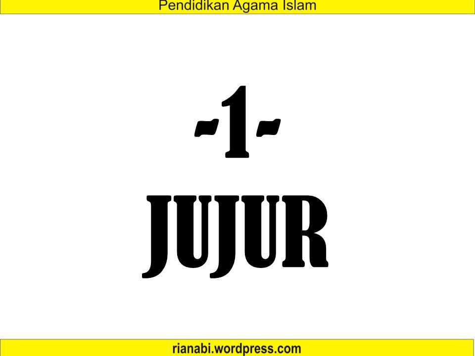 -1- JUJUR