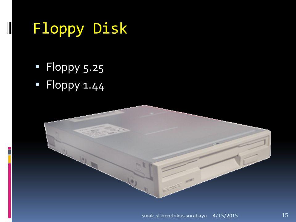 Floppy Disk Floppy 5.25 Floppy 1.44 smak st.hendrikus surabaya