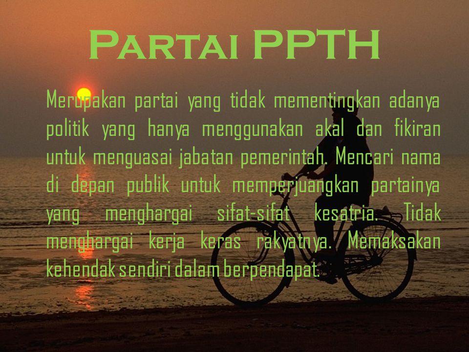 Partai PPTH