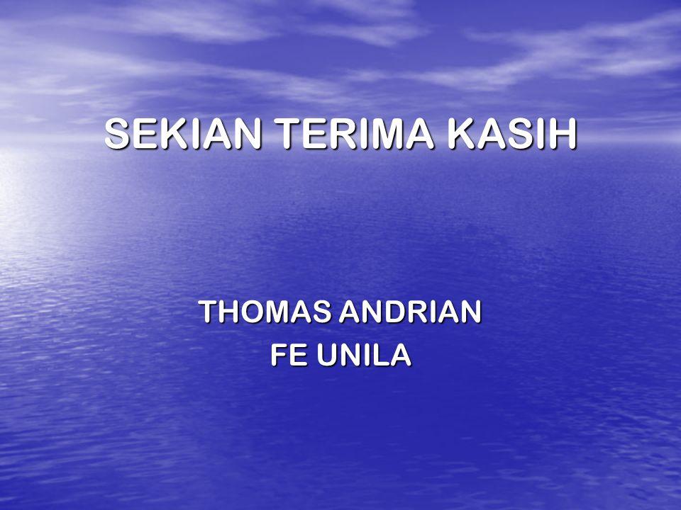 THOMAS ANDRIAN FE UNILA