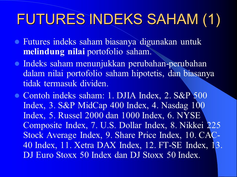FUTURES INDEKS SAHAM (1)