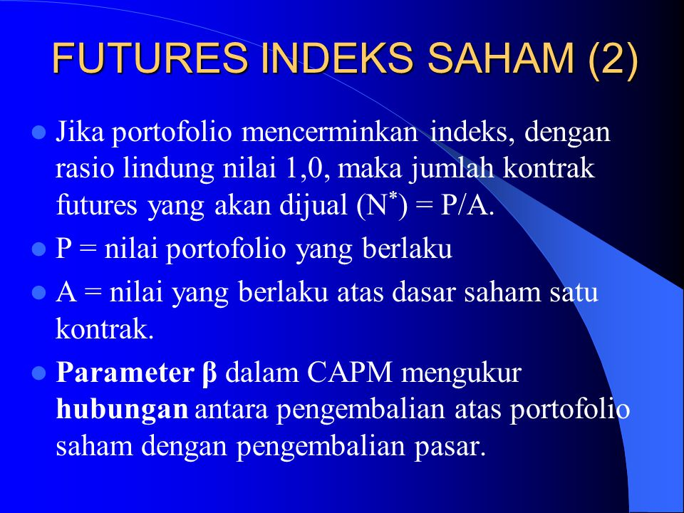 FUTURES INDEKS SAHAM (2)