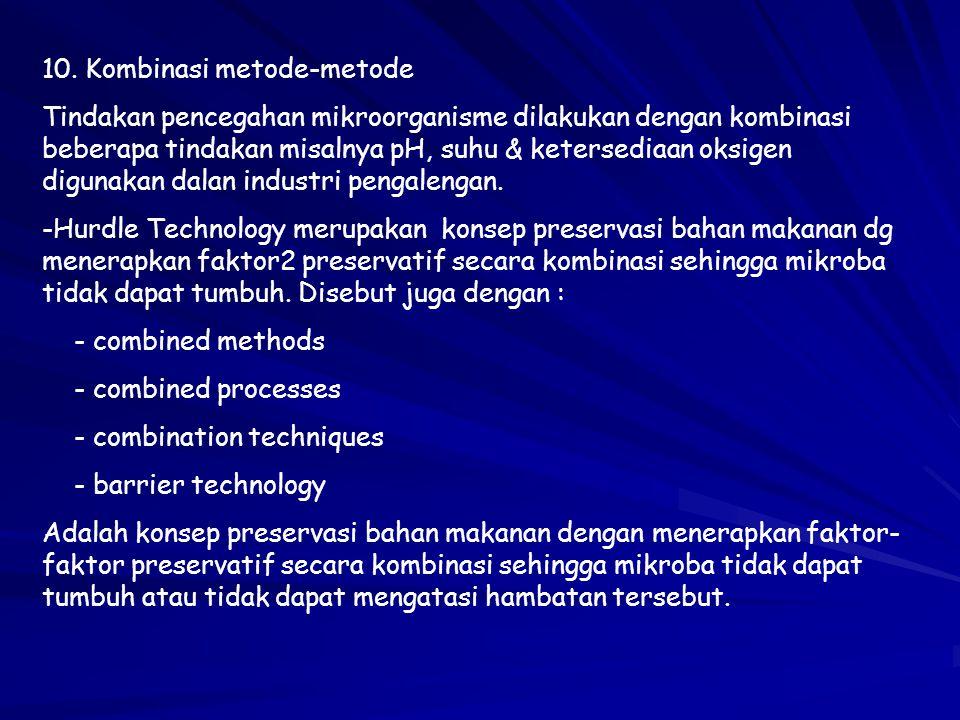 10. Kombinasi metode-metode