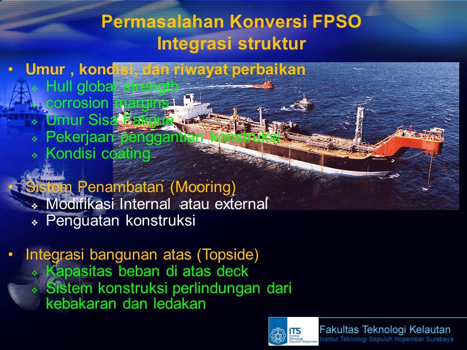 Permasalahan Konversi FPSO
