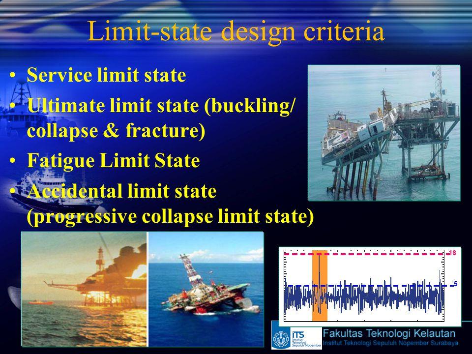 Limit-state design criteria