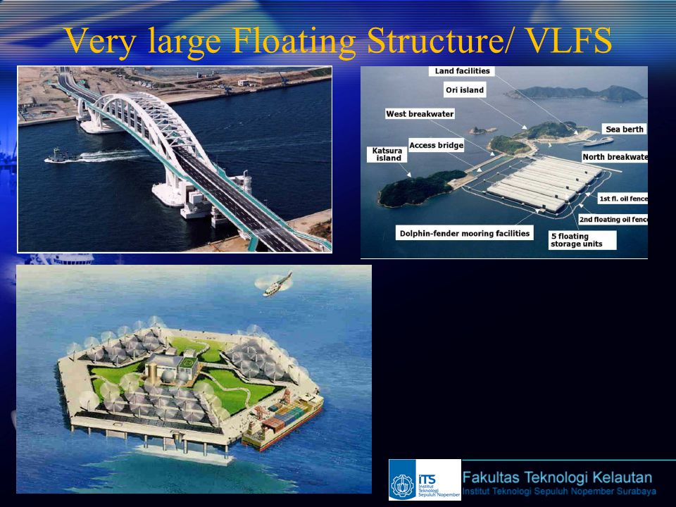 Very large Floating Structure/ VLFS