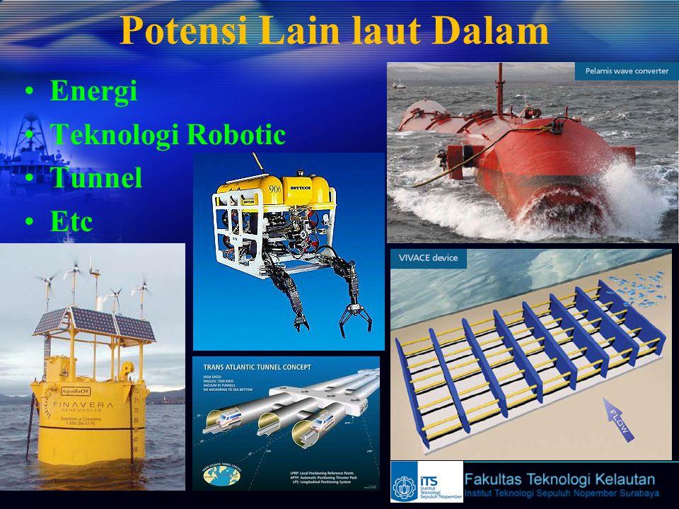 Potensi Lain laut Dalam