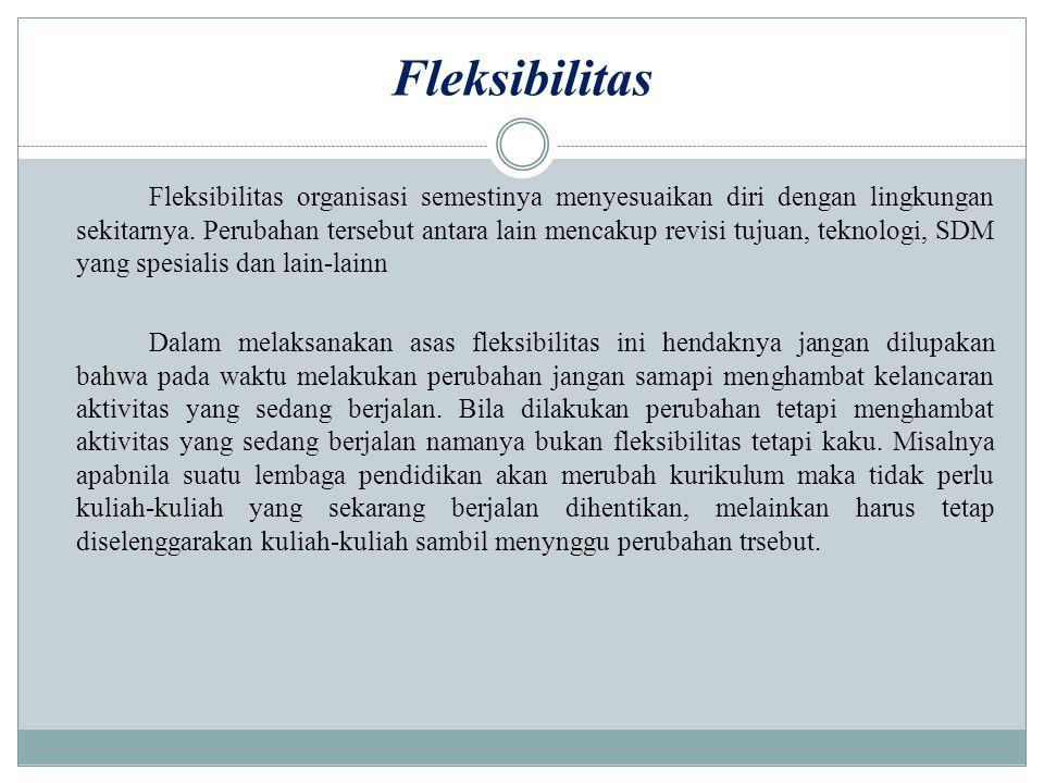 Fleksibilitas