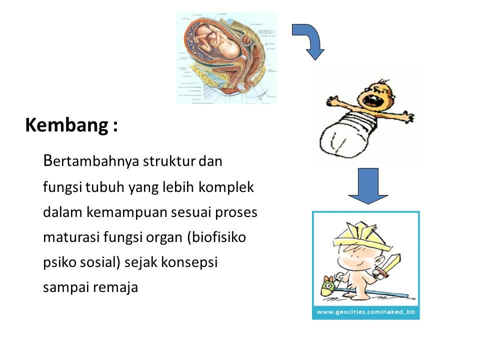 Kembang :