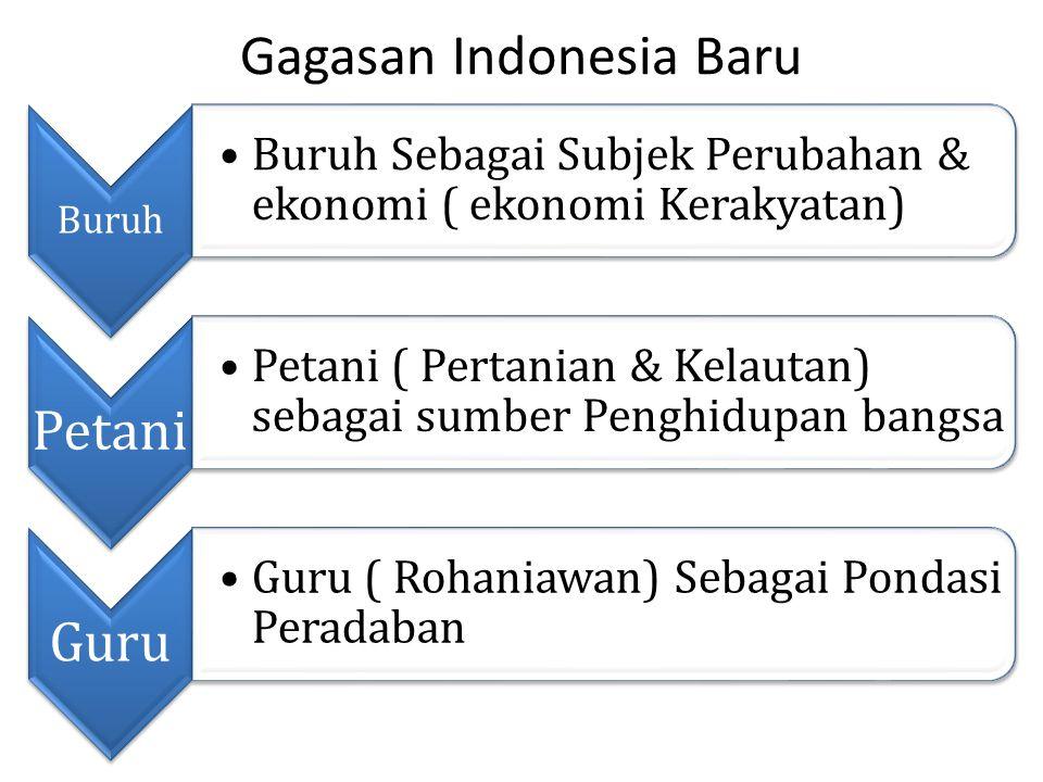 Gagasan Indonesia Baru