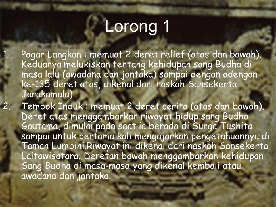 Lorong 1
