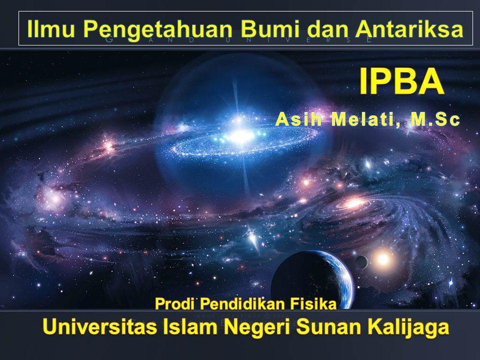IPBA Ilmu Pengetahuan Bumi dan Antariksa