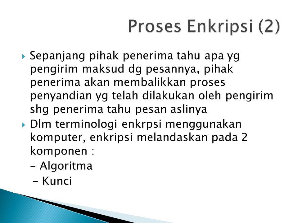 Proses Enkripsi (2)
