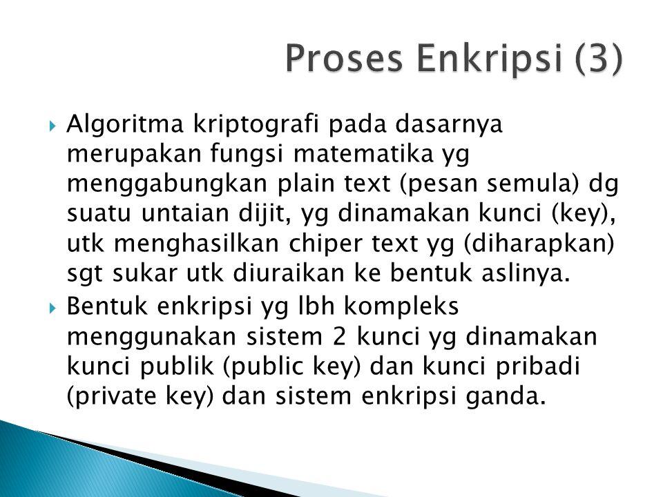 Proses Enkripsi (3)