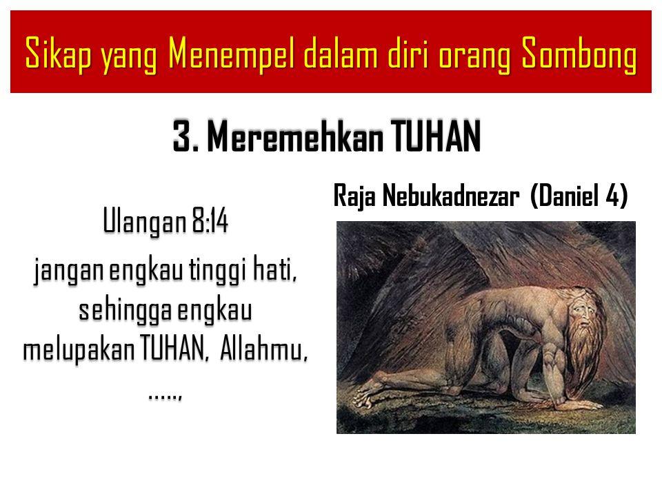 Raja Nebukadnezar (Daniel 4)