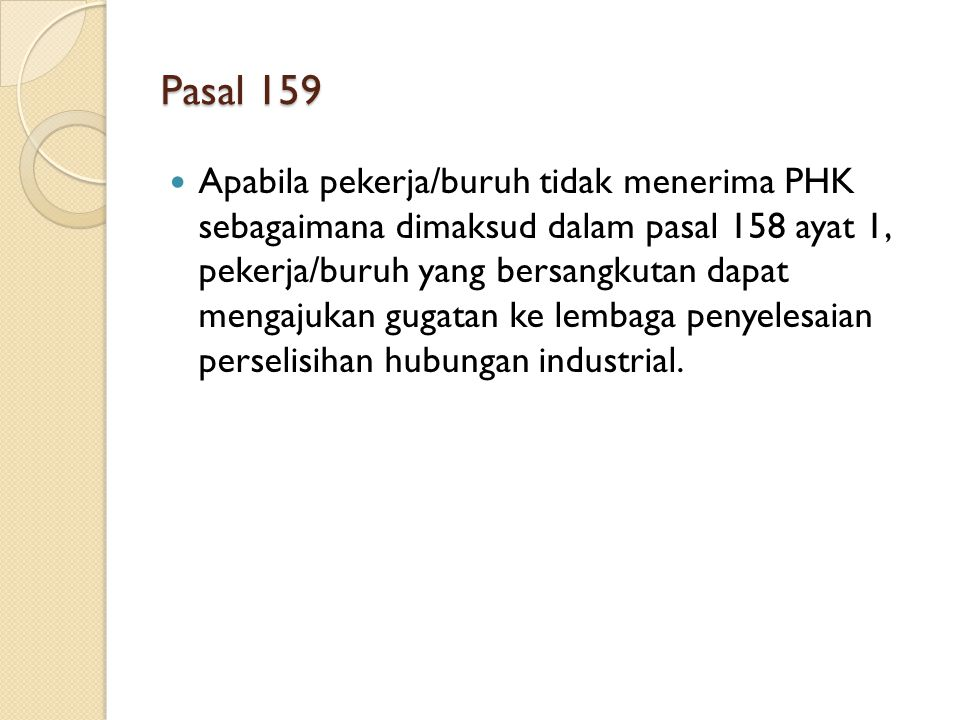 Pasal 159