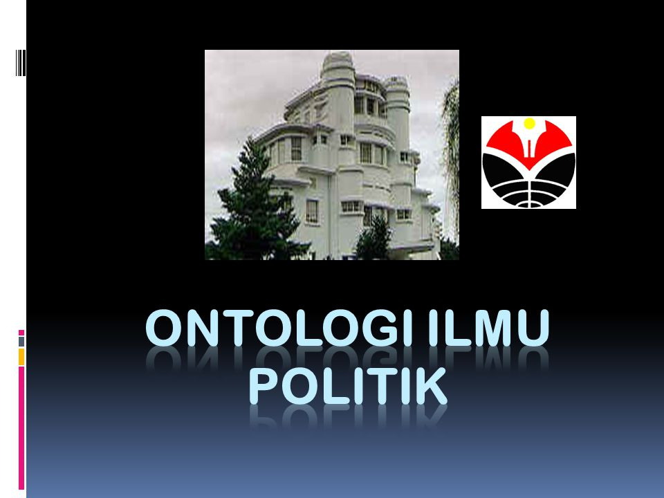 Ontologi ilmu politik