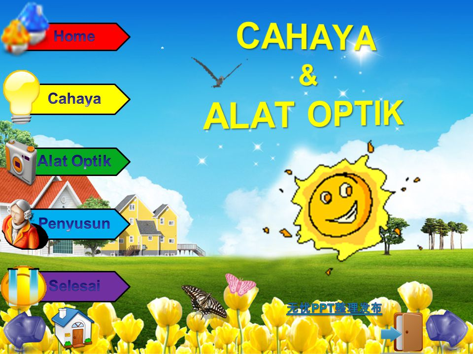 CAHAYA & ALAT OPTIK