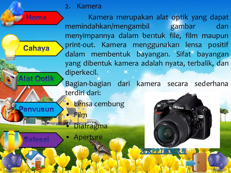 2. Kamera