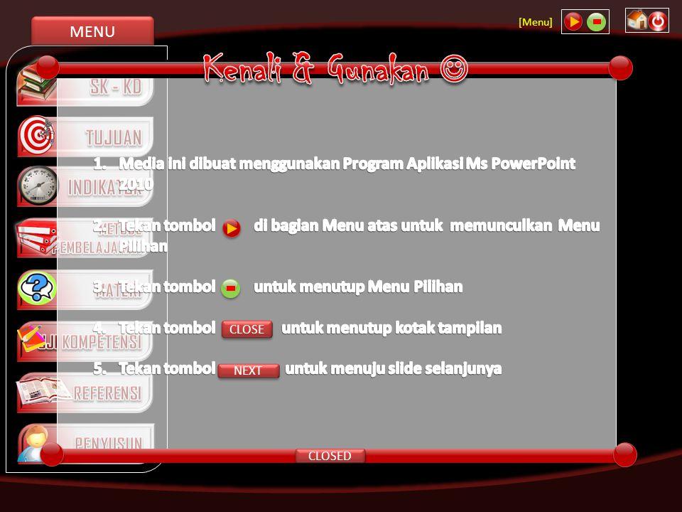 4/12/2017 Kenali & Gunakan  Media ini dibuat menggunakan Program Aplikasi Ms PowerPoint 2010.