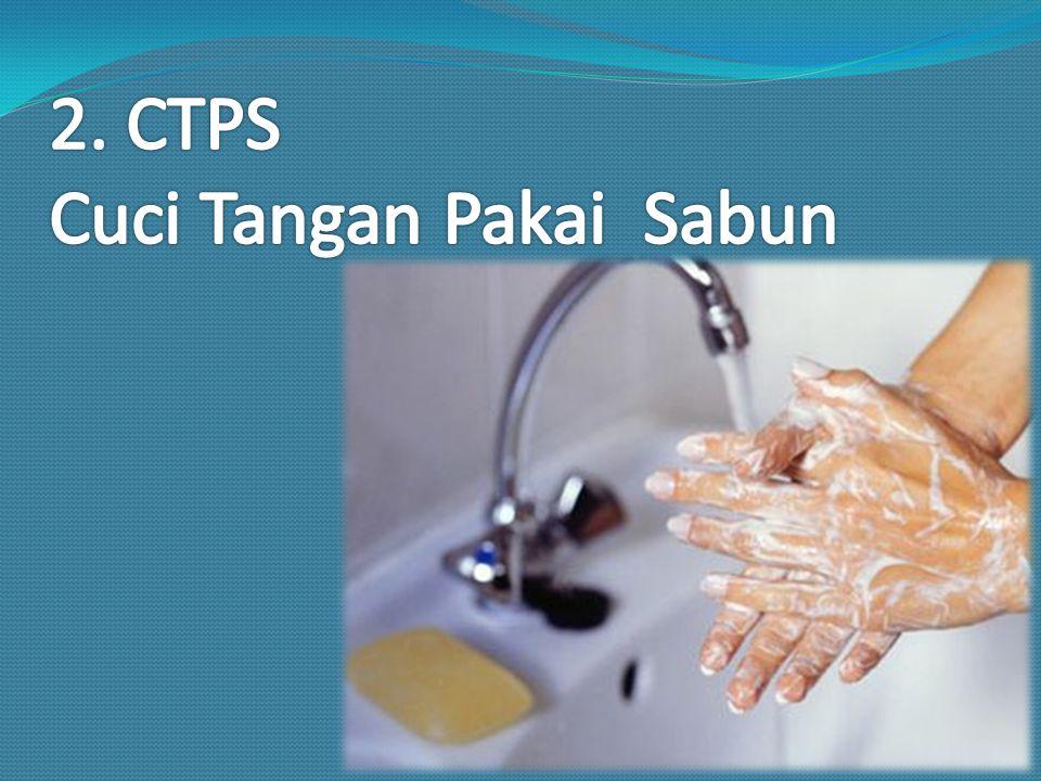 2. CTPS Cuci Tangan Pakai Sabun