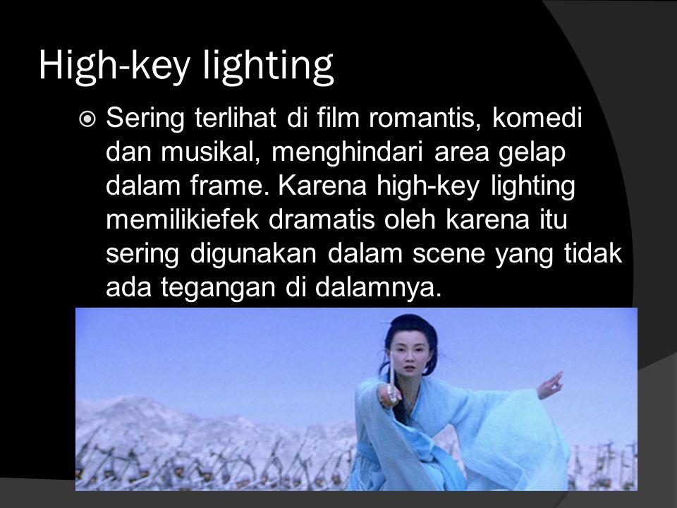 High-key lighting