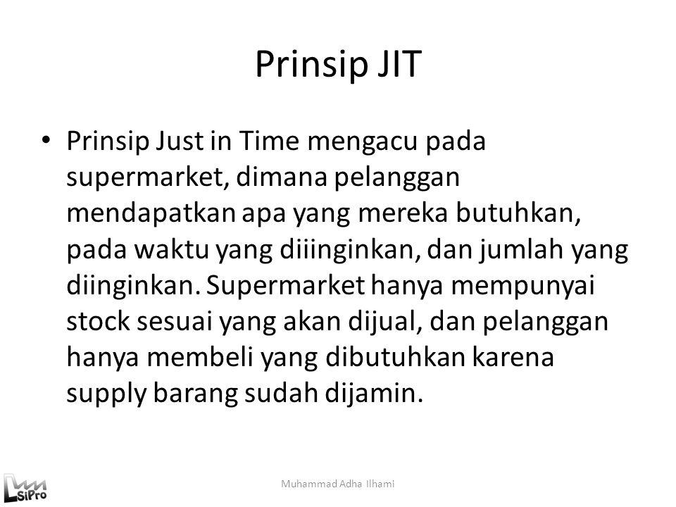 Prinsip JIT