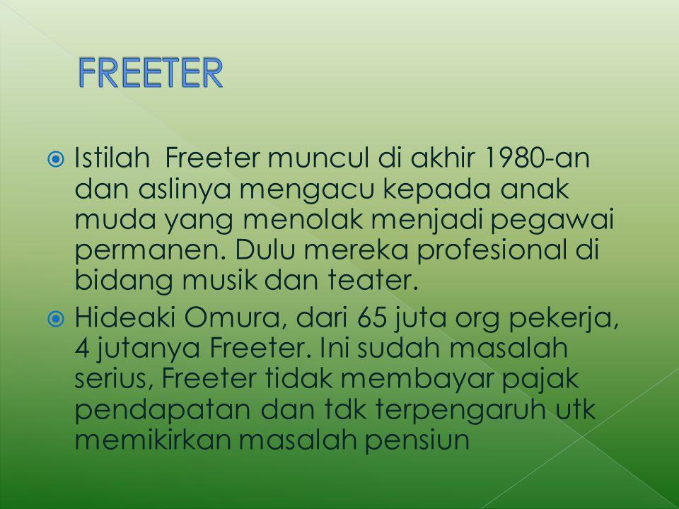 FREETER