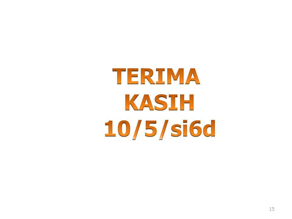 TERIMA KASIH 10/5/si6d